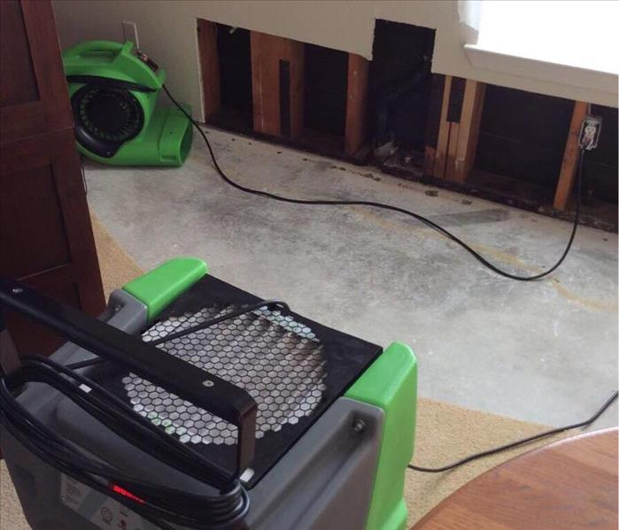 Water Damage Principals of Water Damage Restoration