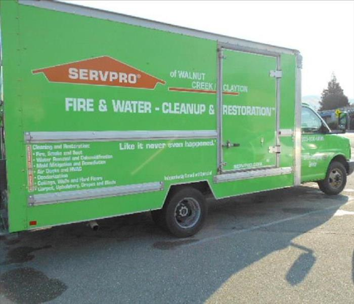Storm Damage SERVPRO- A history of Trust and Professionalism